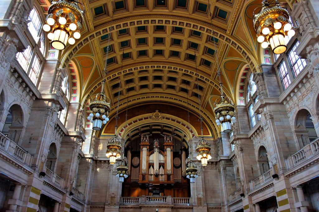 Kelvingrove Art Gallery Main Hall